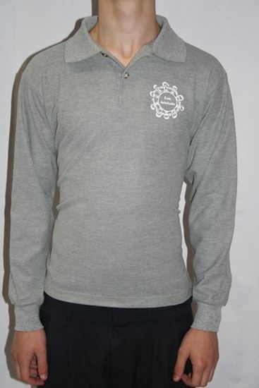 Picture of Long sleeve polo (Made in Canada) unisex