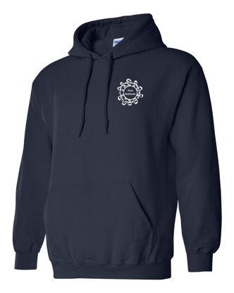 Picture of Fleece sweater with hood - Unisex